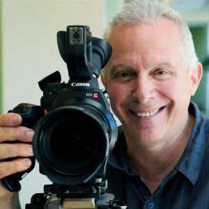 Norman Bonney Director and Director of Photography